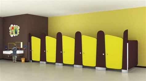 school toilet cubicles kids restroom cubicles
