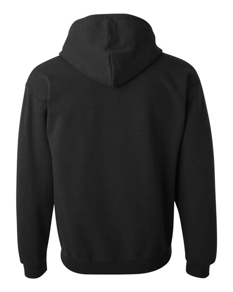 Gildan - Heavy Blend Hooded Sweatshirt with Contrast Color ...