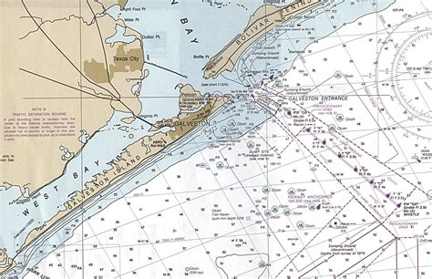 Boat Parts Near Here by Galveston Region Nautical Chart Lived Here As A