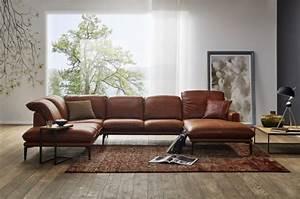Canapé En U Tissu : grand canap design en u cuir adoration tm ~ Teatrodelosmanantiales.com Idées de Décoration