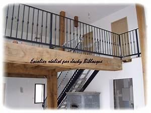 Garde Corps Escalier Fer Forgé : biblocque jacky ferronnerie escalier fer forg rampe garde corps sur mesure ~ Nature-et-papiers.com Idées de Décoration