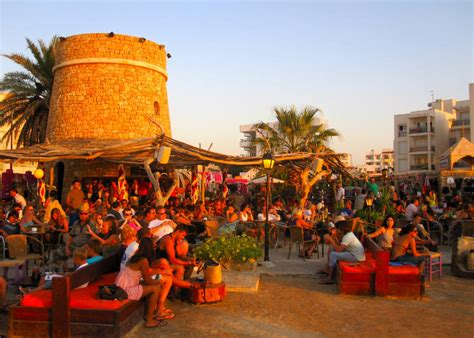 Kumharas  Lounge Bar By Café Del Mar, Beautiful Sunset