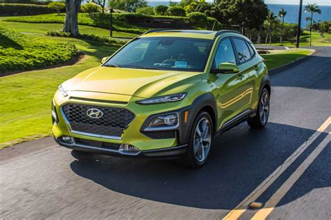 Hyundai Kona 2019 Backgrounds by 2019 Hyundai Kona