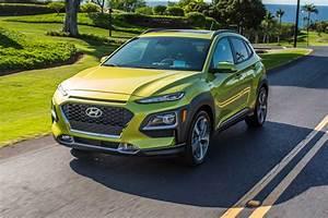 2019 Hyundai Kona At A Glance