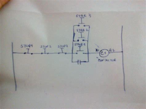 solucionado diagrama de circuito prender bomba de agua yoreparo