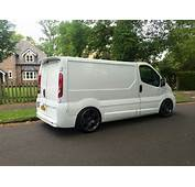 Dimension Opel Vivaro The Gallery For Vauxhall