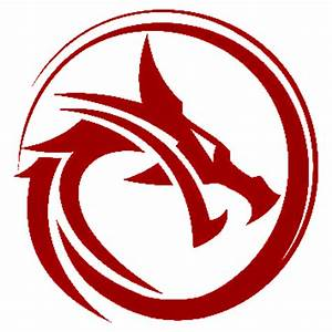 Red dragon logo pictures free download