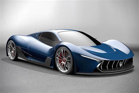 Maserati M-63 Hypercar Concept | HiConsumption