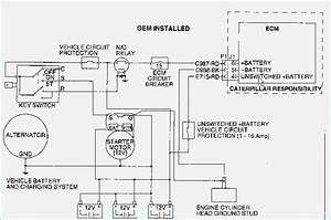 Caterpillar 3406e Wiring Diagram