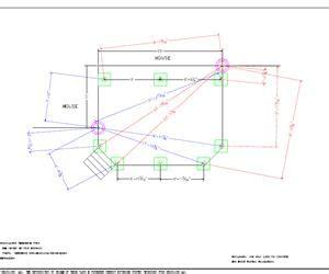 Deck Footing Spacing Ontario by Deck Footing Spacing And Layout Decks