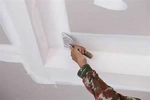 Comment Faire Des Bandes De Placo : peindre sur du placo ~ Dailycaller-alerts.com Idées de Décoration