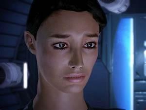 Ashley Williams Mass Effect 3