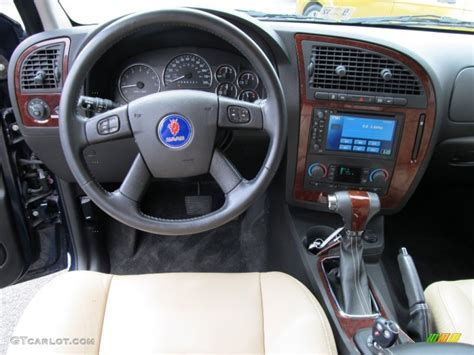 2008 Saab 9 7x 53i Desert Sand Dashboard Photo 58150922