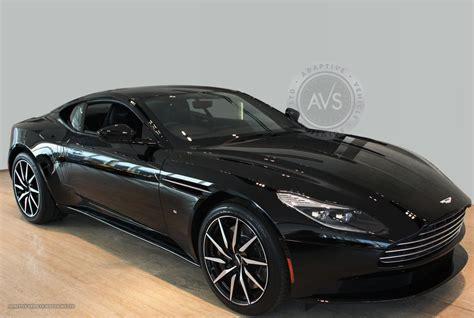 Martin Black by 2018 Aston Martin Db11 2 Adaptive Vehicle Solutions Ltd