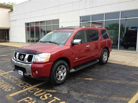 2007 Nissan Armada Photos, Informations, Articles