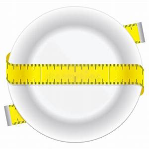 My Plate Diet Nutrition Guide Stock Vector