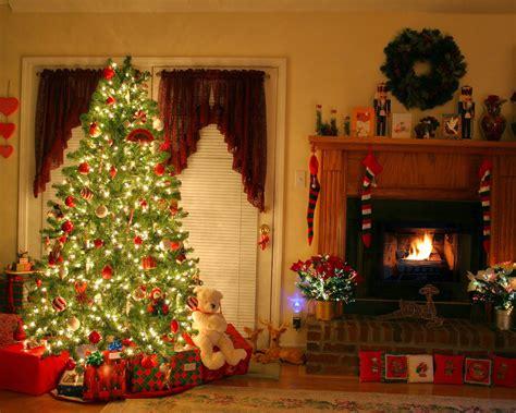 traditional christmas decoration ideas elitflat - Traditional Home Christmas Decor