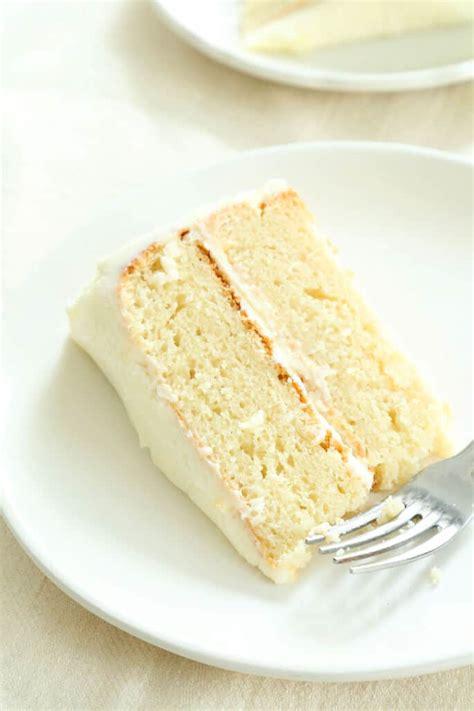 vanilla cake the very best gluten free vanilla cake gluten free on a shoestring bloglovin