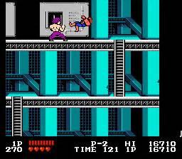 Double Dragon NES online game
