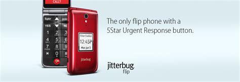 jitterbug flip  basic big button cell phone