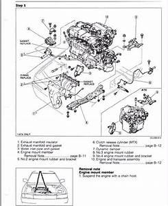 Manual De Taller Reparaci U00f3n Diagramas Mazda 323 1989