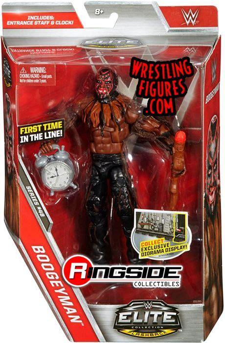 boogeyman wwe elite  wwe toy wrestling action figure  mattel