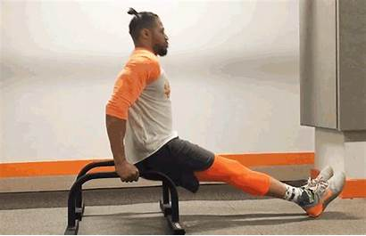 Exercises Parallette Tricep Crossfit Dips Workout Workouts