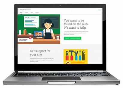 Google Webmasters Webmaster Clean Portal Website Revamps