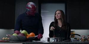 Report  Scarlet Witch Tv Series Name Revealed  Co