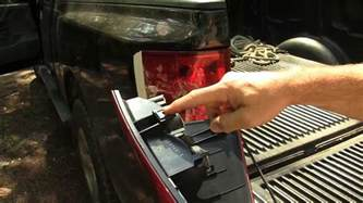 nissan titan how to replace light lens or replace