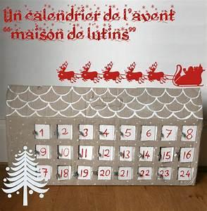 Calendrier De L Avent Maison : calendrier de l 39 avent maison cabane id es ~ Preciouscoupons.com Idées de Décoration