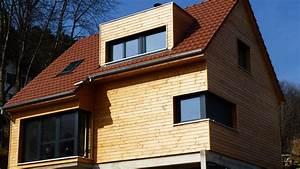 Ossature Bois Maison : klinger constructeur de maison ossature bois colmar ~ Melissatoandfro.com Idées de Décoration