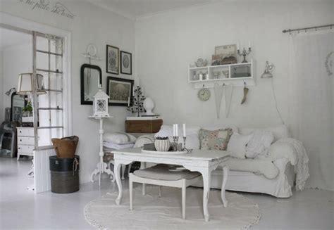 wohnzimmer shabby shabby chic wohnzimmer 66 romantische einrichtungen