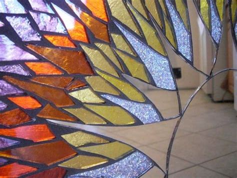 buy handmade    mosaic mirror sunburst stained