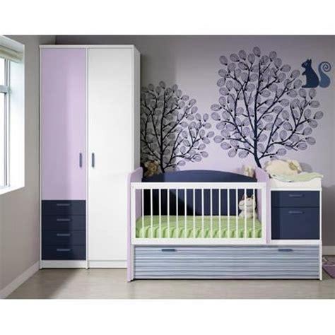 chambre evolutive chambre evolutive poyo lavande lit bébé enfant achat