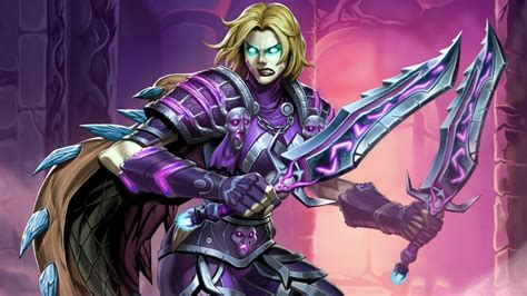 lilian voss hearthstone rogue thief wow metabomb guide
