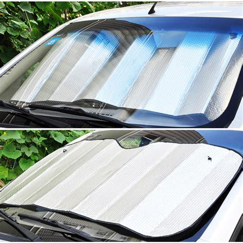 Car Shade by Thick Aluminium Foil Sun Shade Sunblock Car Window