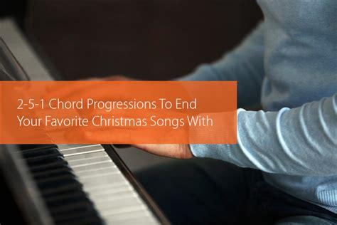 Common Gospel Chord Progressions