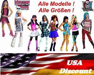 Monster High Kostüme Für Kinder : neu rubies monster high kinder kost me alle modelle alle gr en ebay ~ Frokenaadalensverden.com Haus und Dekorationen