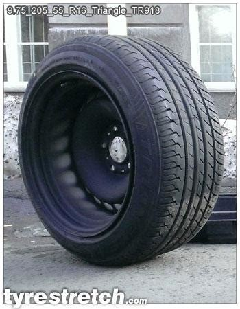 reifen 205 55 r16 allwetter tyrestretch 9 75 205 55 r16 9 75 205 55 r16 triangle tr918