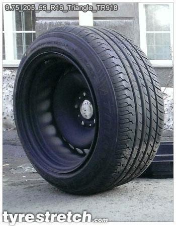 winterreifen günstig 205 55 r16 tyrestretch 9 75 205 55 r16 9 75 205 55 r16 triangle tr918