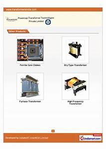 Powercap Transformer Technologies Private Limited, Chennai ...