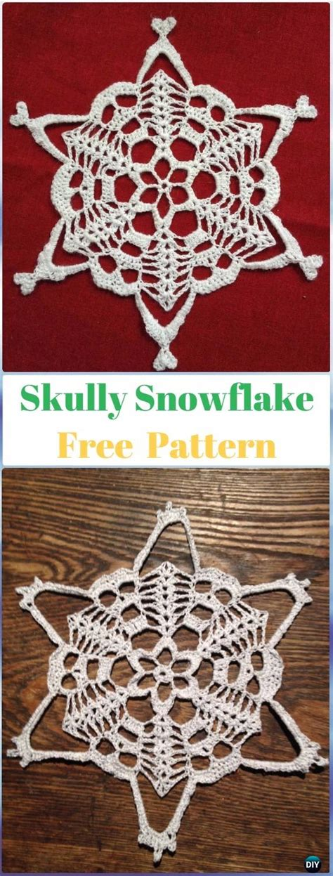 halloween crochet skull ideas  patterns instructions