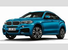 2018 BMW X6 M Sport and X5 Special Edition