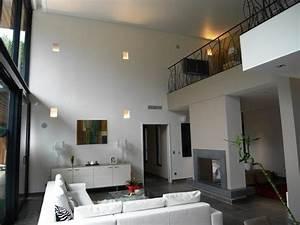 Eclairage Salon Sejour : eclairage int rieur ~ Melissatoandfro.com Idées de Décoration