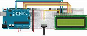 Bluetooth Control Led With Lcd Led Status Display Real