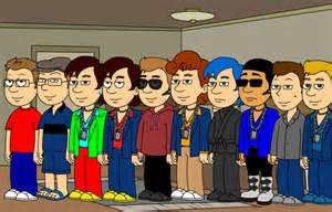 6 New Characters GoAnimate