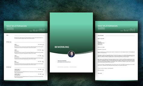 Moderne Bewerbungsvorlagen by Bewerbung Muster Professionelle Design Vorlagen