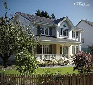 Amerikanische Häuser Bauen : die besten 25 amerikanische h user ideen auf pinterest ~ Lizthompson.info Haus und Dekorationen