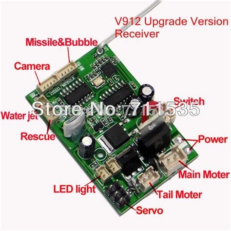 Aliexpress Buy New Upgrade Version Receiver